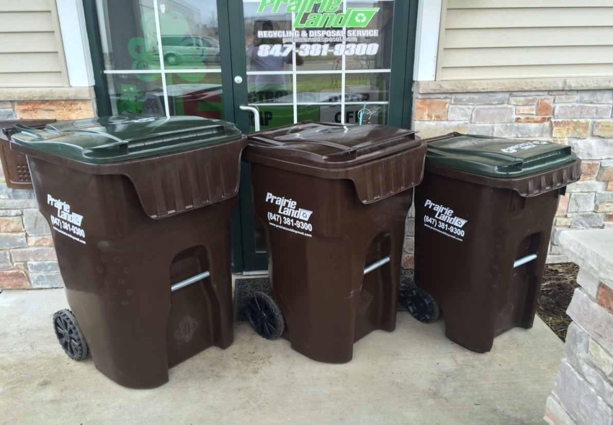 Prairieland Disposal Toter