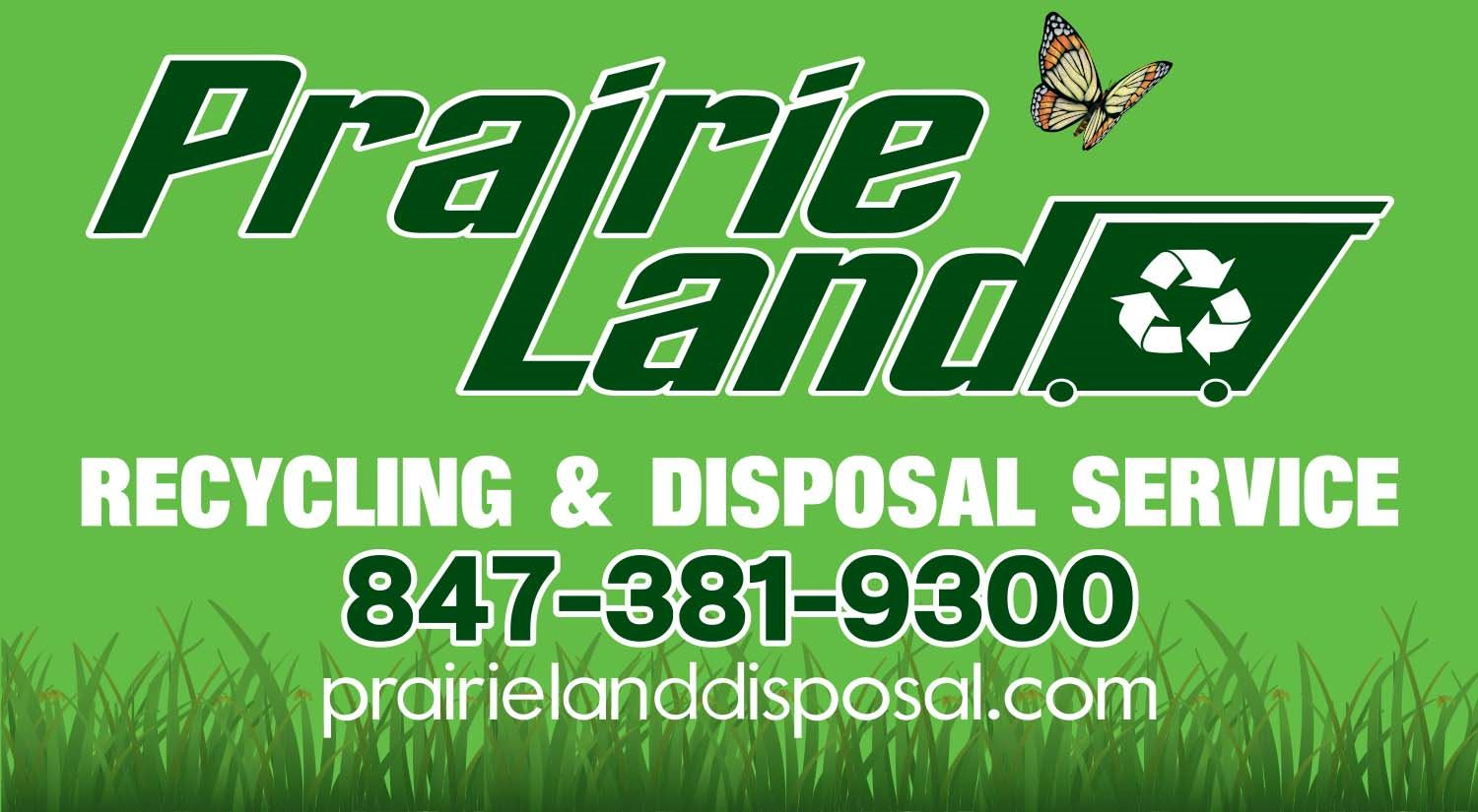 Prairieland Disposal Logo