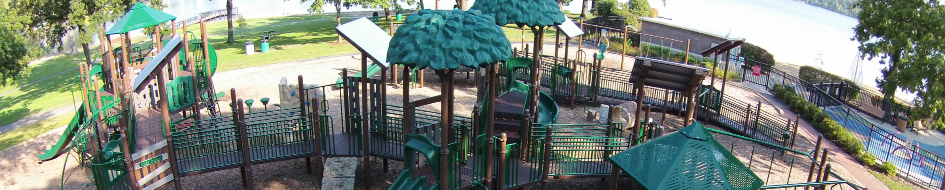 Lakeside Lookout Playground